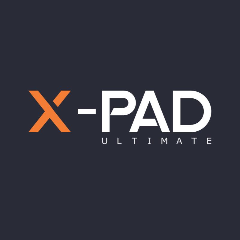 Attēls ar Geomax X-PAD Ultimate programmatūru