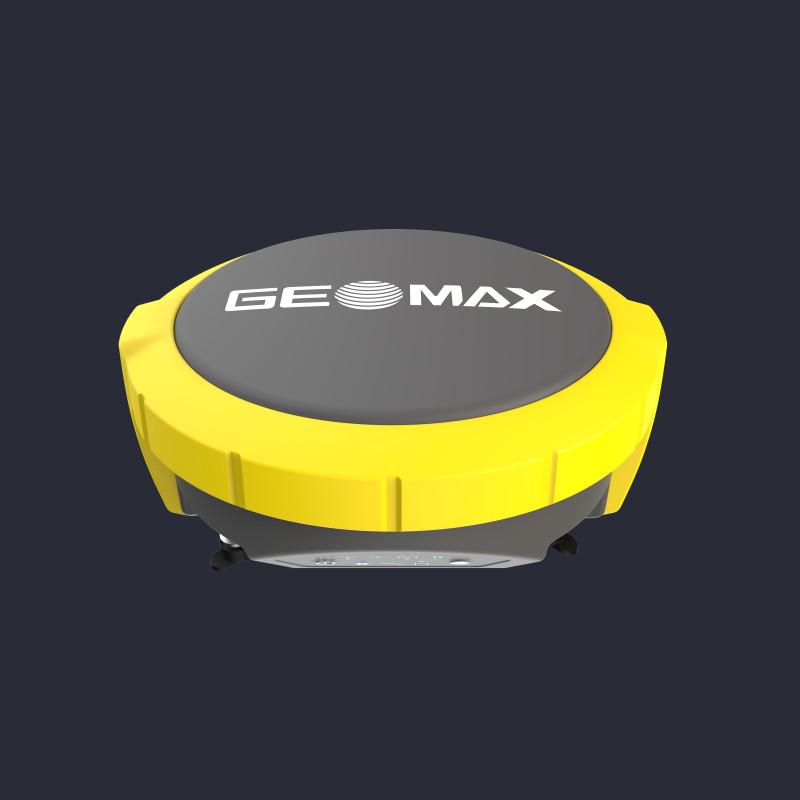 Attēls ar Geomax Zenith40 GNSS uztvērēju