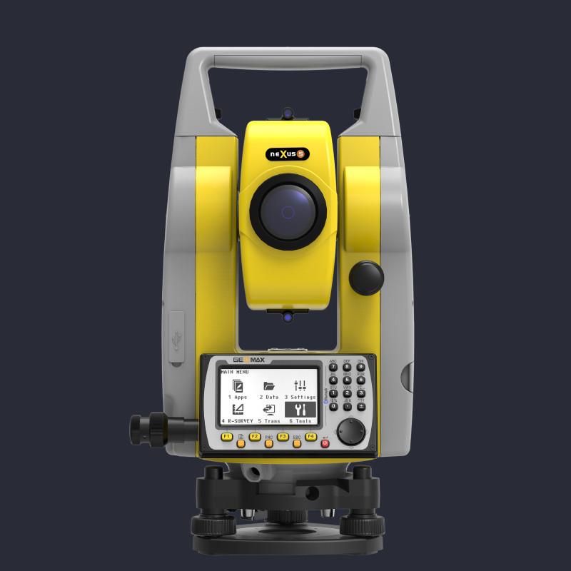 Attēls ar Geomax Zoom25 manuālo tahimetru