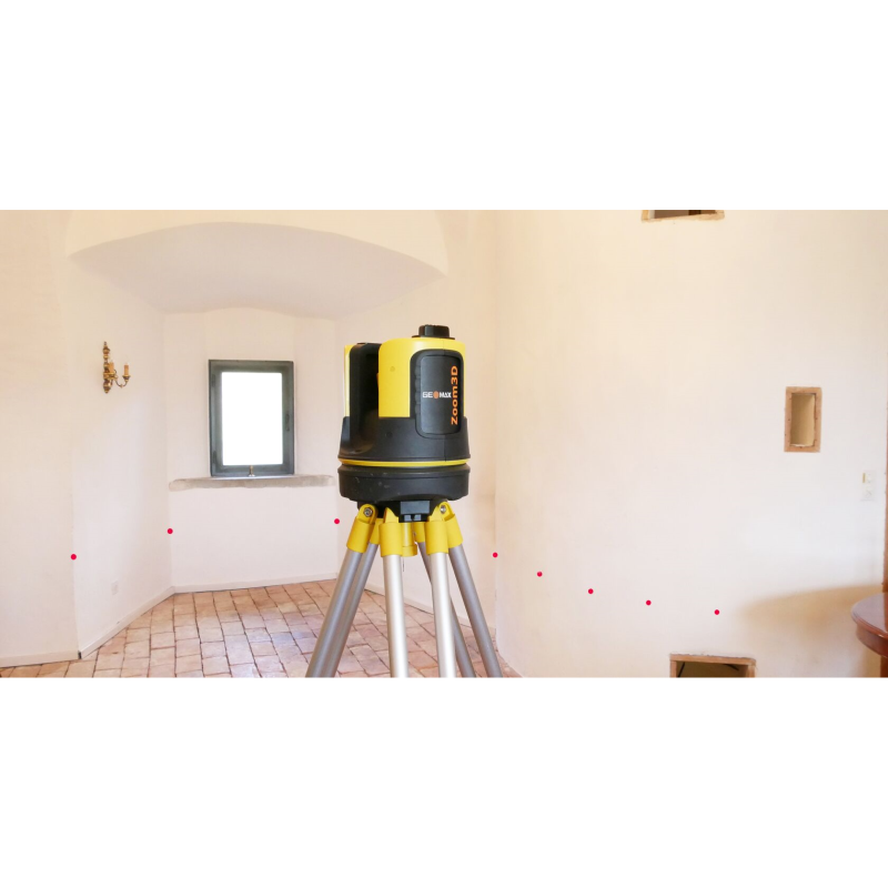 Attēls ar Zoom3D robotizēto lāzertālmēru 2