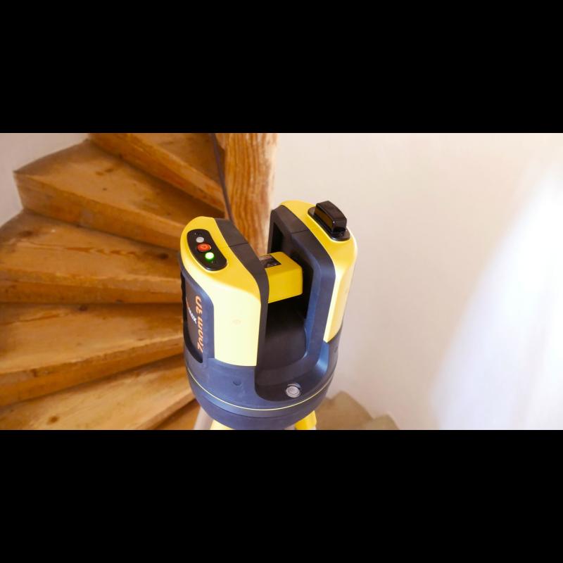 Attēls ar Zoom3D robotizēto lāzertālmēru 3