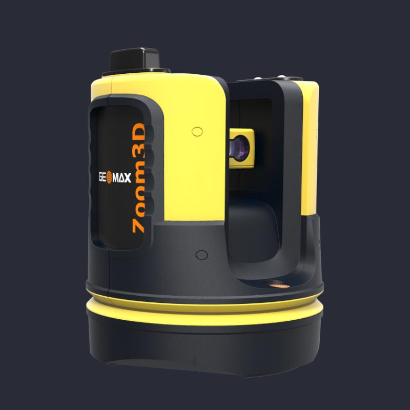 Attēls ar Geomax Zoom3D robotizēto lāzertālmēru