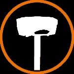 Sākumlapas ikona GNSS uztvērēju sadaļai