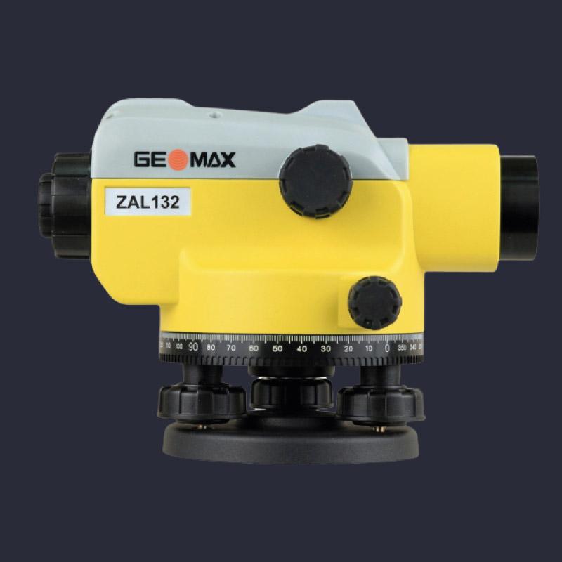 Attēls ar Geomax ZAL100 optisko nivelieri