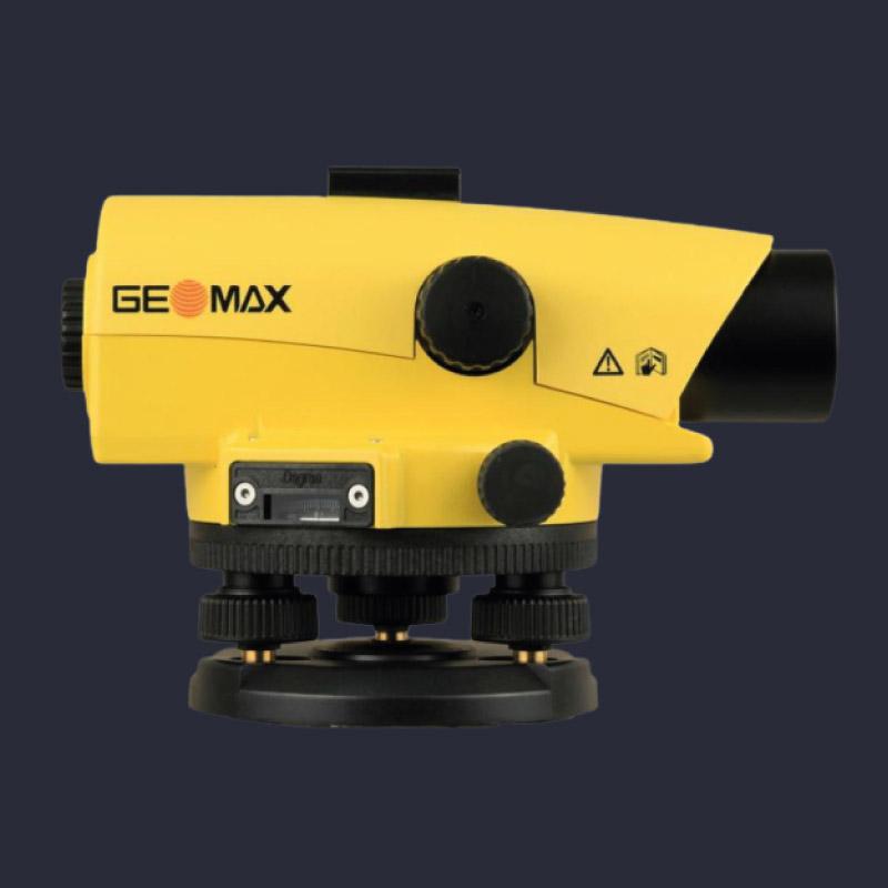 Attēls ar Geomax ZAL300 optiskais nivelieris